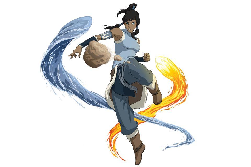 La légende de Korra [RTS]