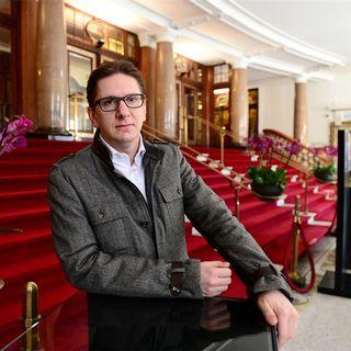 Aviel Cahn, à la tête du Grand Théâtre de Genève. [Site de Opéra des Flandres]