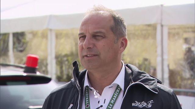 Entretien avec Richard Chassot, directeur général du Tour de Romandie [RTS]