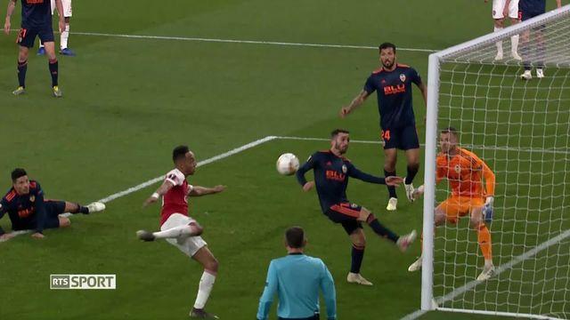 1-2 aller, Arsenal – Valence (3-1): Arsenal et Xhaka bien partis pour la finale avant le match retour [RTS]