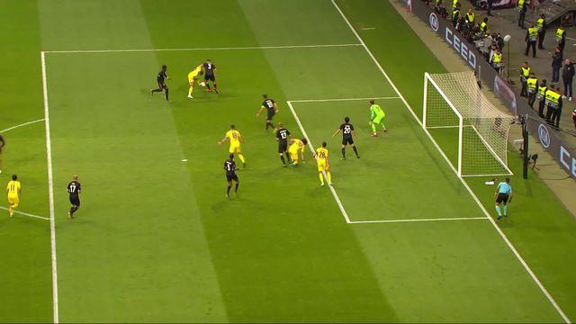 1-2 aller, Francfort – Chelsea (1-1): Pedro égalise avant la mi-temps [RTS]