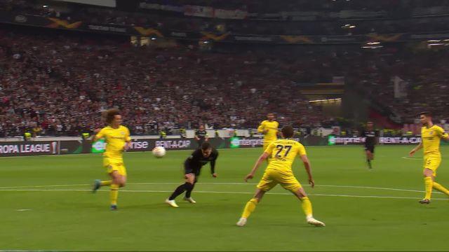 1-2 aller, Francfort – Chelsea (1-0): tête sublime de Jovic qui ouvre le score [RTS]