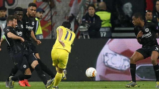 1-2 aller, Francfort – Chelsea (1-1): Chelsea en bonne position avant le match retour