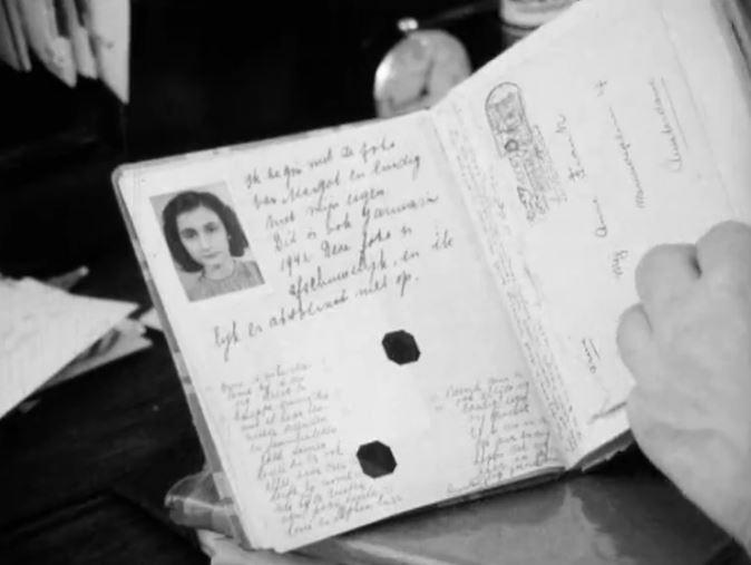 Les messages d'Anne Frank