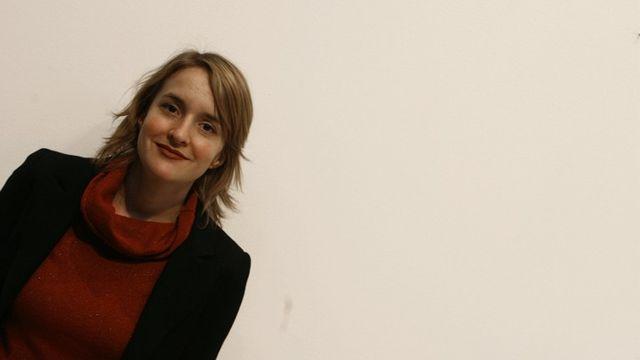 Charlotte Laubard. [Jean-Pierre Muller - AFP]