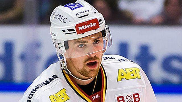 Daniel Brodin arrive en provenance de Suède. [Site FR-Gottéron - RTS]