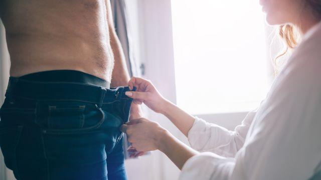 La fellation est courantes dans les film porno, et dans la vraie vie? [nd3000 - Depositphotos]