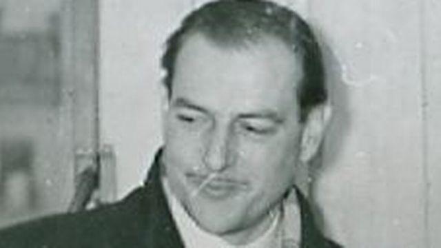 Le reporter Henri Meyer de Stadelhofen, en mars 1952, peu avant le départ de l'expédition suisse pour l'Himalaya