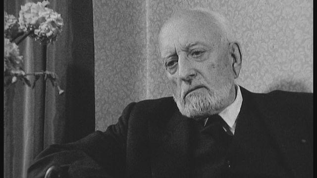 Hommage à un grand homme : Ernest Ansermet [RTS]