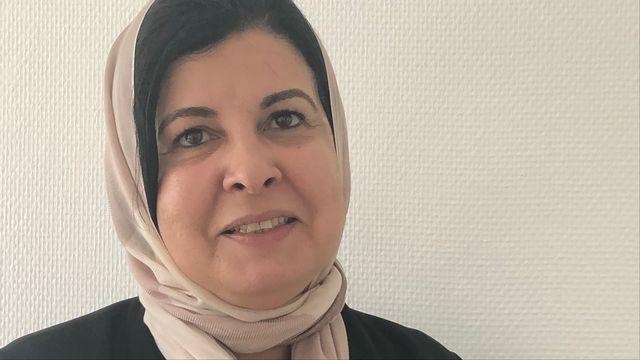 Asma Lamrabet, médecin et essayiste marocaine. [Gabrielle Desarzens  - RTS]