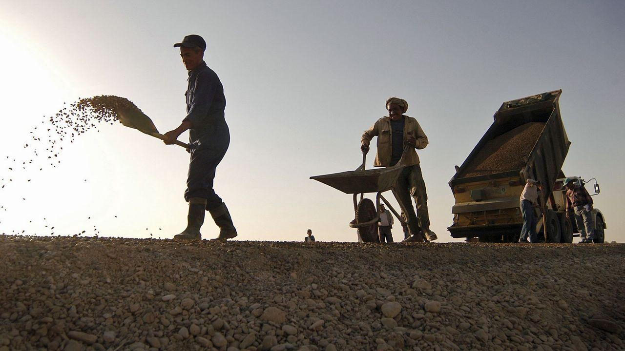Le commerce mondial de sable et gravier devrait s'étendre de plus de 5% par an. [CCNC]