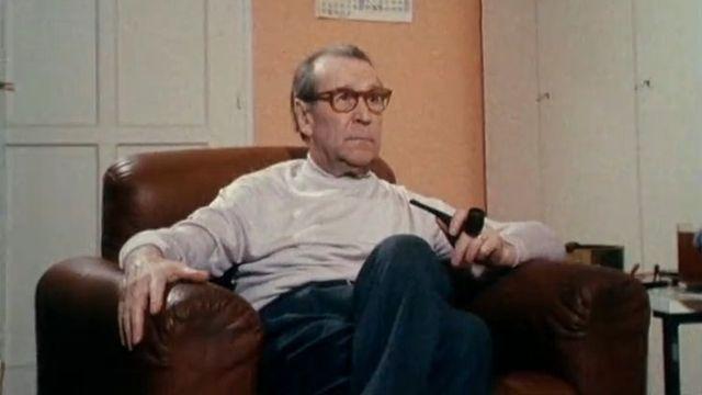 Georges Simenon revient sur les origines de son oeuvre. [RTS]