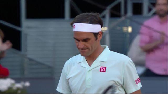 1-4, Roger Federer (SUI) – Dominic Thiem (AUT) 6-3, 6-7, 4-6: Federer rate deux balles de match et Thiem file en 1-2 [RTS]