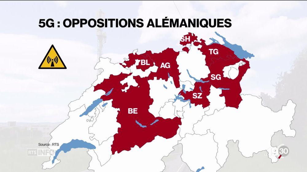 L'opposition à la 5G gagne les campagnes alémaniques. Les milieux conservateurs dénoncent une technologie imposée par Berne.