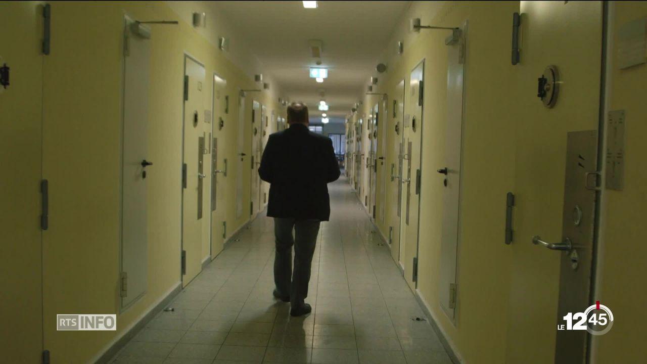 En Allemagne, les prisons pour jeunes délinquants se vident grâce à une baisse de la criminalité. [RTS]