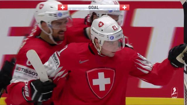 Groupe B, Suisse – Italie (9-0): la Suisse en passe 9 à l'Italie, triplé pour Kevin Fiala! [RTS]