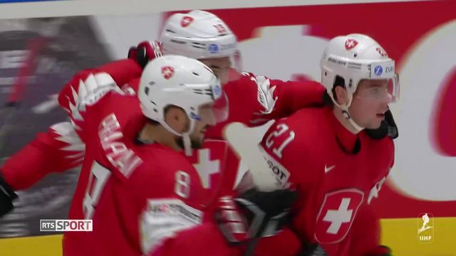 Hockey, Mondial 2019: Suisse - Italie (9-0) [RTS]