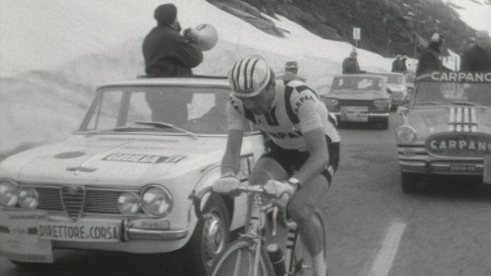 Le Giro en Valais [RTS]