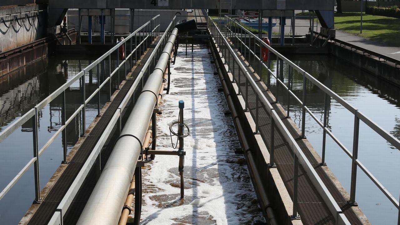 Les boues des stations d'épuration pourraient être entièrement traitées par le dispositif mis au point à l'EPFL. [Alain Herzog - EPFL]
