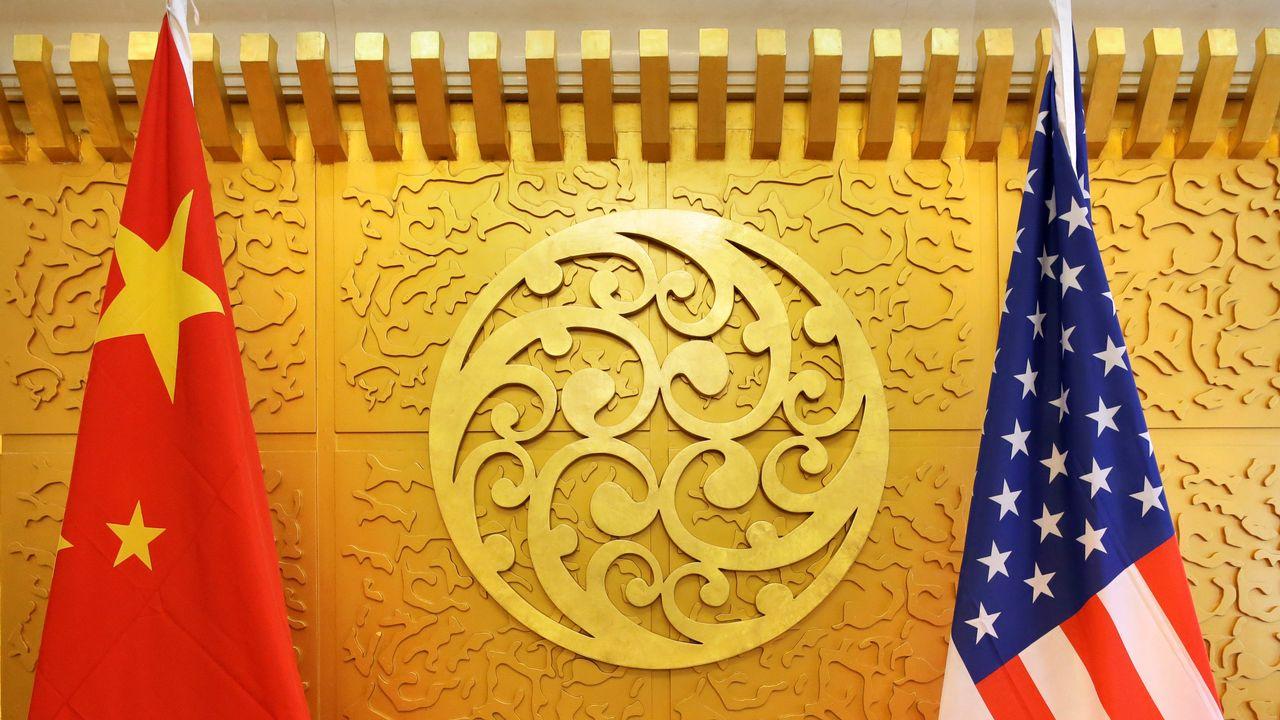 La tension entre la Chine et les Etats-Unis se poursuit. [Jason Lee - Reuters]