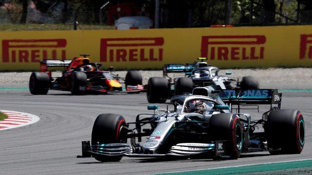 Formule 1 2019 [Alejandro Garcia - Keystone]