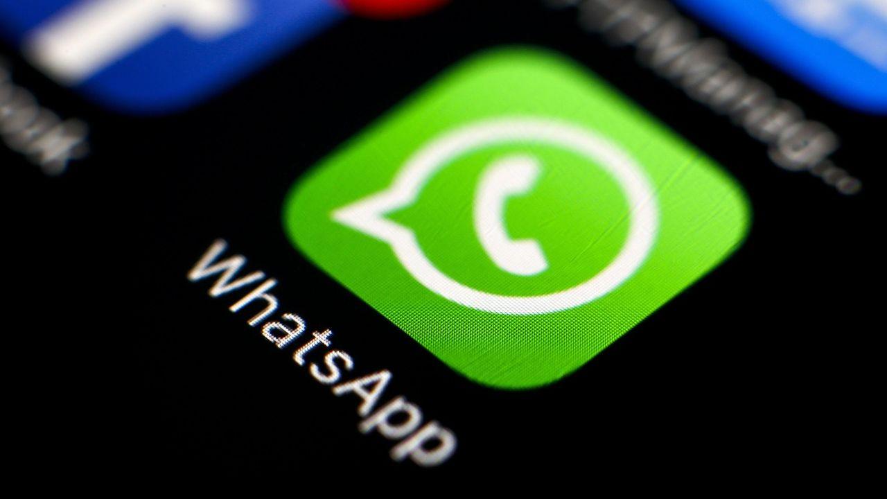 Whatsapp a été victime d'une attaque. [Ritchie B. Tongo - Keystone]