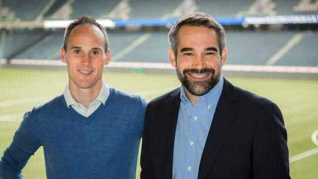 Steve von Bergen sera le consultant de David Lemos pour la phase finale de la Ligue des Nations au Portugal. [Laurent Bleuze - RTS]