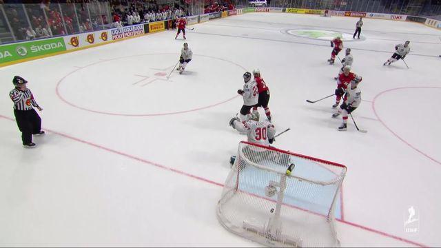 Groupe B, Suisse - Autriche (4-0): Troisième victoire de l'équipe de Suisse [RTS]