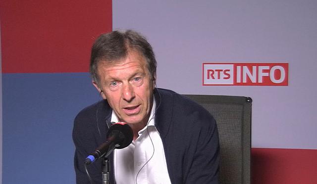 L'invité de La Matinale (vidéo) - Edmond Isoz, ancien directeur de la Ligue suisse de football [RTS]