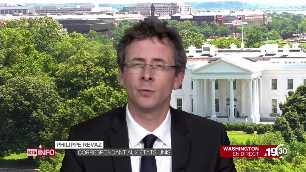 """Philippe Revaz """"C'est une stratégie de longue date, une guérilla contre l'avortement orchestrée par les conservateurs."""" [RTS]"""