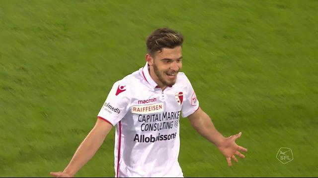 Super League, 34ème journée: Sion – NE Xamax (1-0): Bastien Toma libère le FC Sion dans les derniers instants! [RTS]