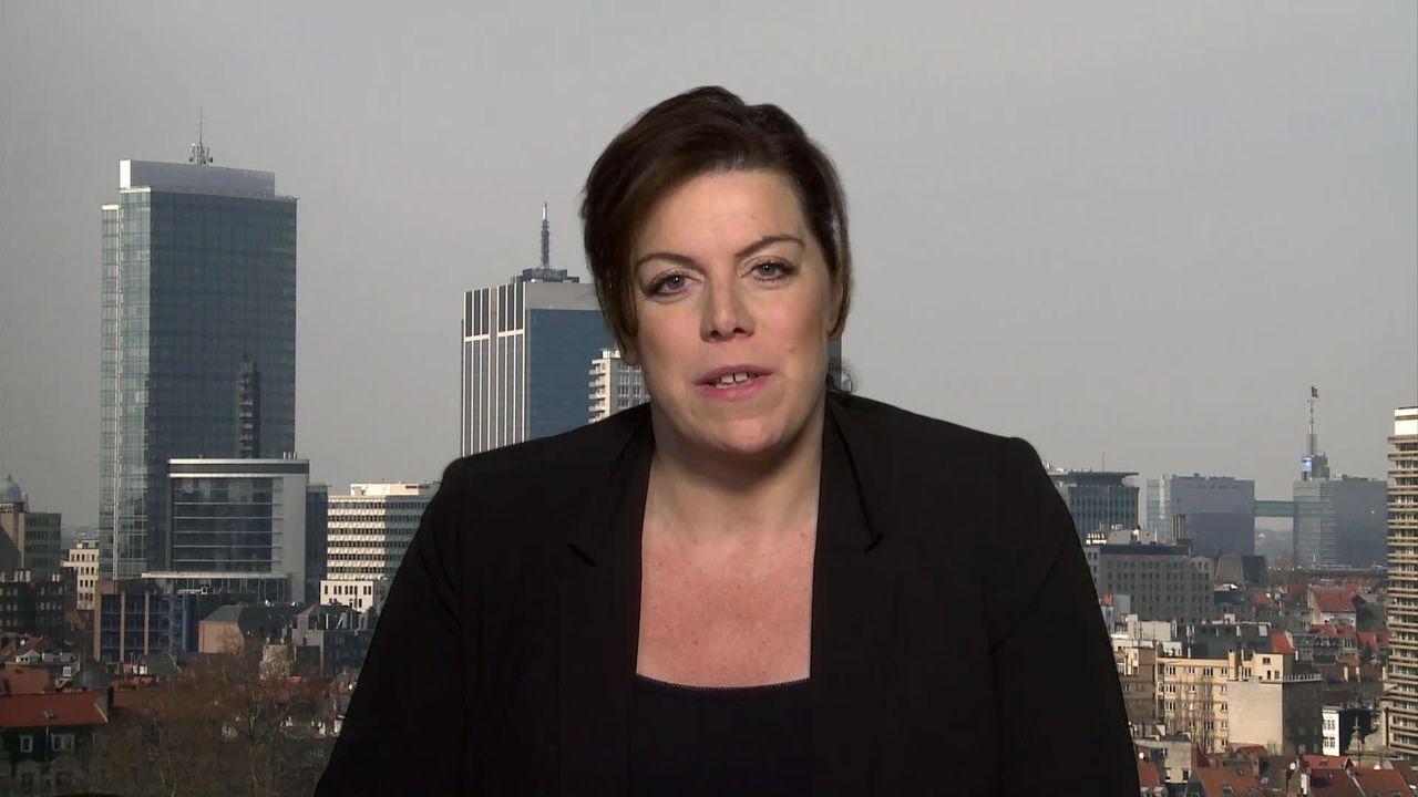 L'invitée de La Matinale (vidéo) - Célia Sapart, climatologue et glaciologue, chercheuse à l'Université libre de Bruxelles [RTS]
