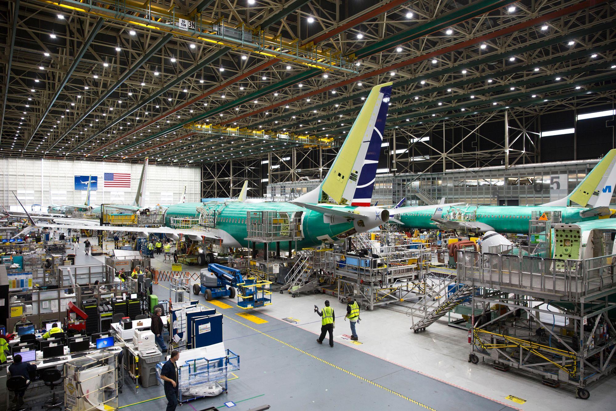 Boeing Reconnaît Des Défauts Dans Les Simulateurs De Vol