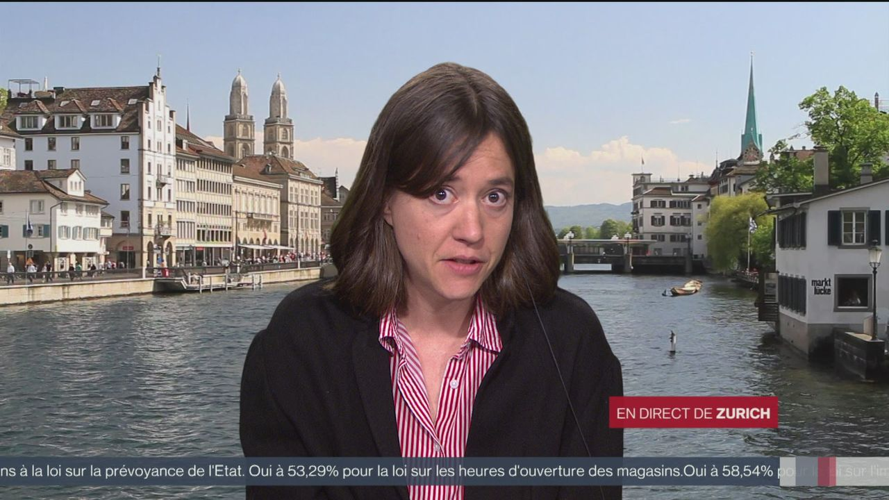 Le PDC Benedickt Würth s'empare du siège de Karin Keller-Sutter [RTS]
