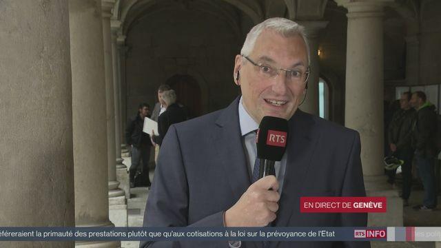 Les Genevois disent oui à la réforme fiscale cantonale des entreprises [RTS]