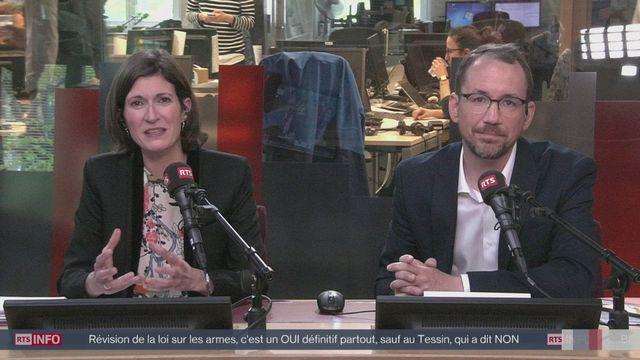 L'analyse de Linda Bourget et Thibaut Schaller [RTS]