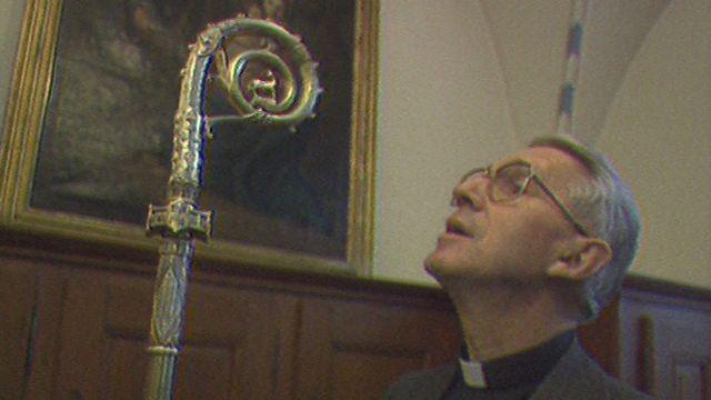 Mgr Amédée Grab [RTS]