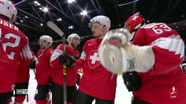 Hockey, Mondial 2019: La Suisse est confiante [RTS]