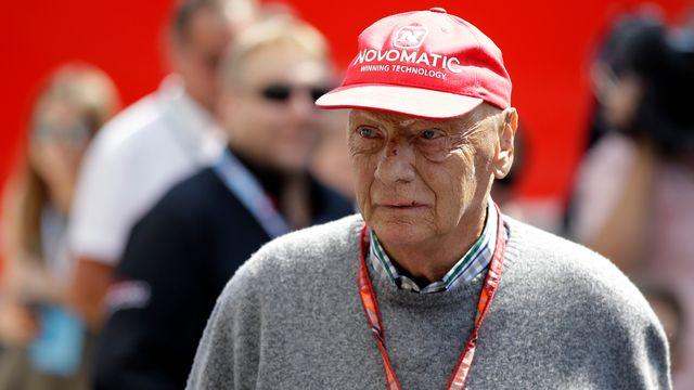 Le triple champion du monde de Formule 1 Niki Lauda est mort à l'âge de 70 ans. [Luca Bruno - Keystone]