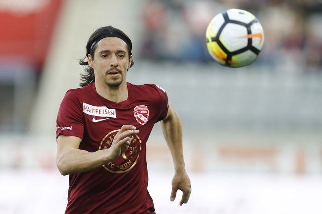 Ferreira continuera de travailler pour le FC Thoune mais hors du terrain. [Peter Klauzner - Keystone]