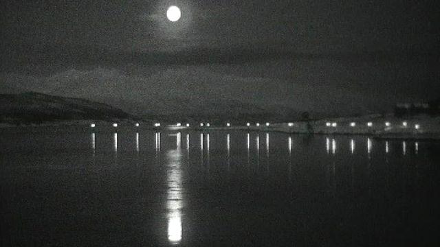 Nuit hivernale à Tromsoë [TSR 1965]
