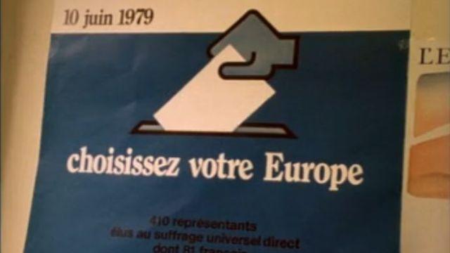 Elections européennes [RTS]