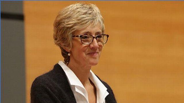 L'historienne Vinciane Pirenne-Delforge  [Patrick Imbert  - Collège de France]