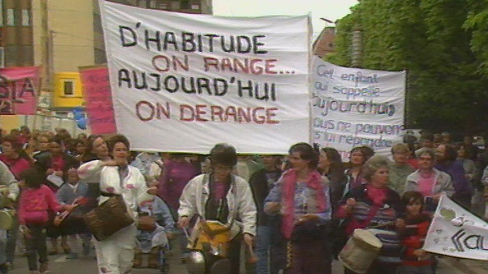 La grève des femmes [RTS]