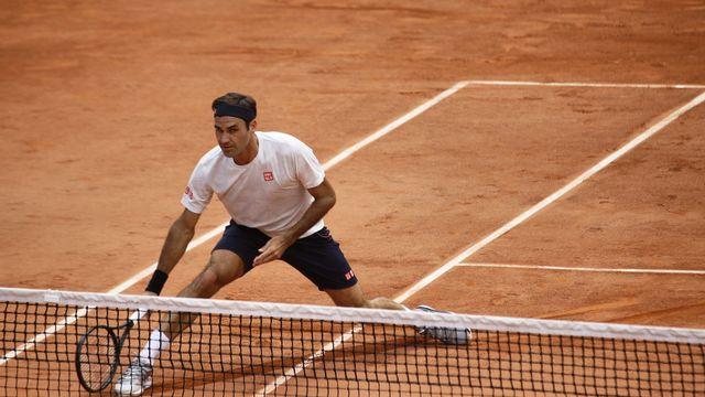 Federer a hérité d'un tableau particulièrement relevé. [Ibrahim Ezzat - AFP]