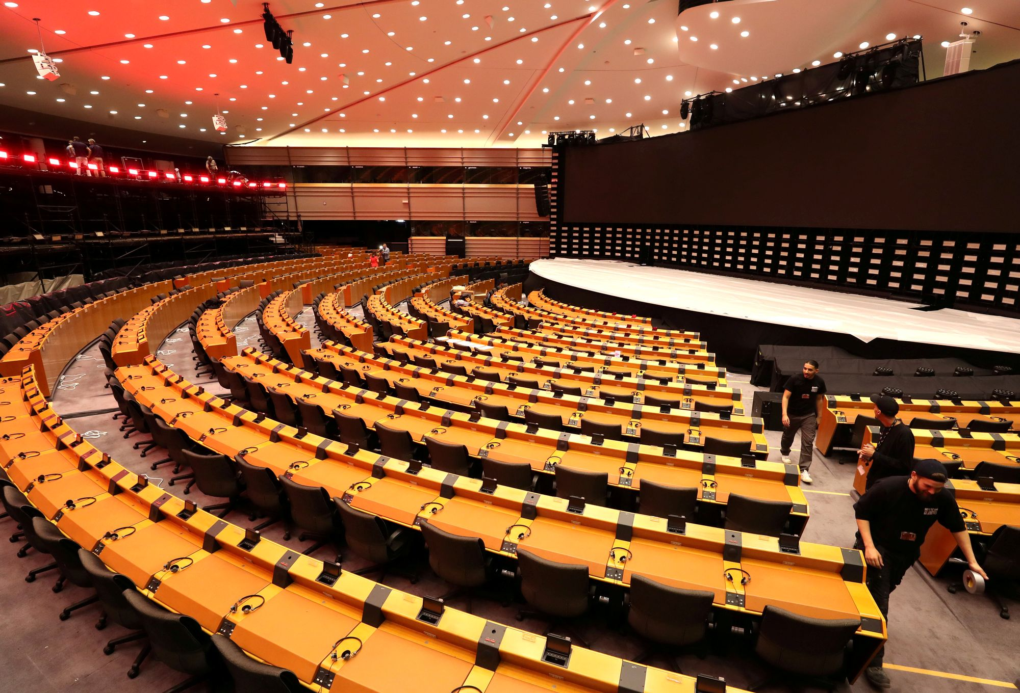 Victoire surprise des travaillistes néerlandais aux élections européennes