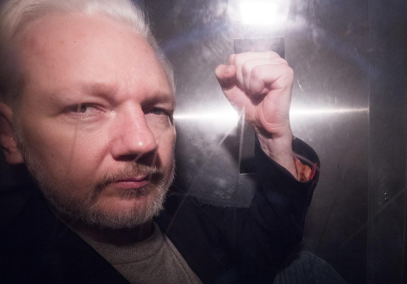 Julian Assange poursuivi aux Etats-Unis en vertu des lois sur l#039;espionnage