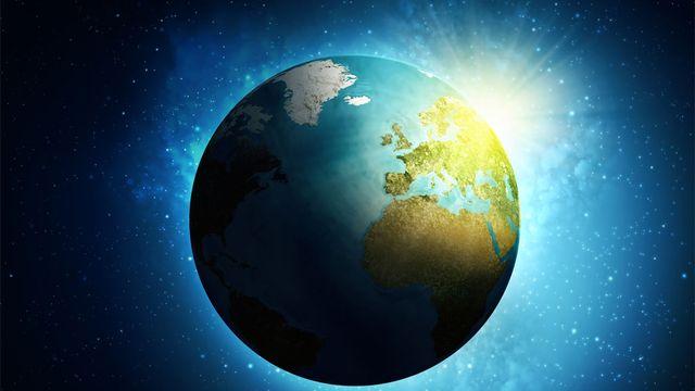 La géo-ingénierie propose par exemple de vaporiser des produits chimiques en haute altitude, afin de repousser les rayons du soleil et de lutter contre les effets du réchauffement climatique. Lassedesignen Fotolia [Lassedesignen - Fotolia]