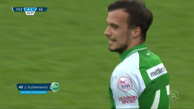Super League, 36ème journée: Zurich – St-Gall (1-1): pas de vainqueur pour la dernière de Nef et Barnetta [RTS]