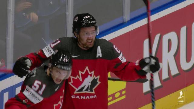 1-2, Canada – République Tchèque (5-1): le Canada rejoint la Finlande en finale [RTS]